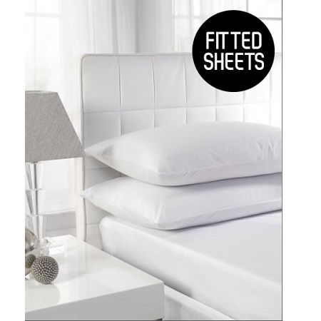 200tc Extra Deep King Size Fitted Sheets Up To 16 100 Cotton