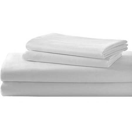 Institutional Cotton King Size Flat Sheets 20x20 60x60 Homesware